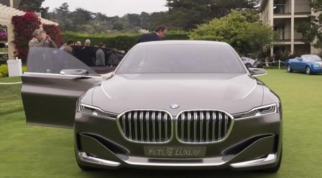 BMW Vision Future Luxury concept: Galería desde Peeble Beach.