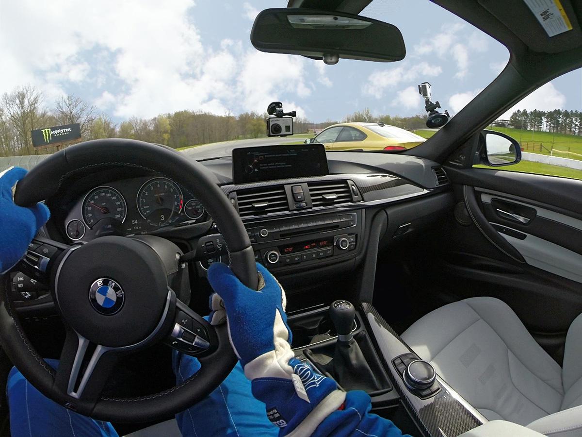 BMW GOPRO 2