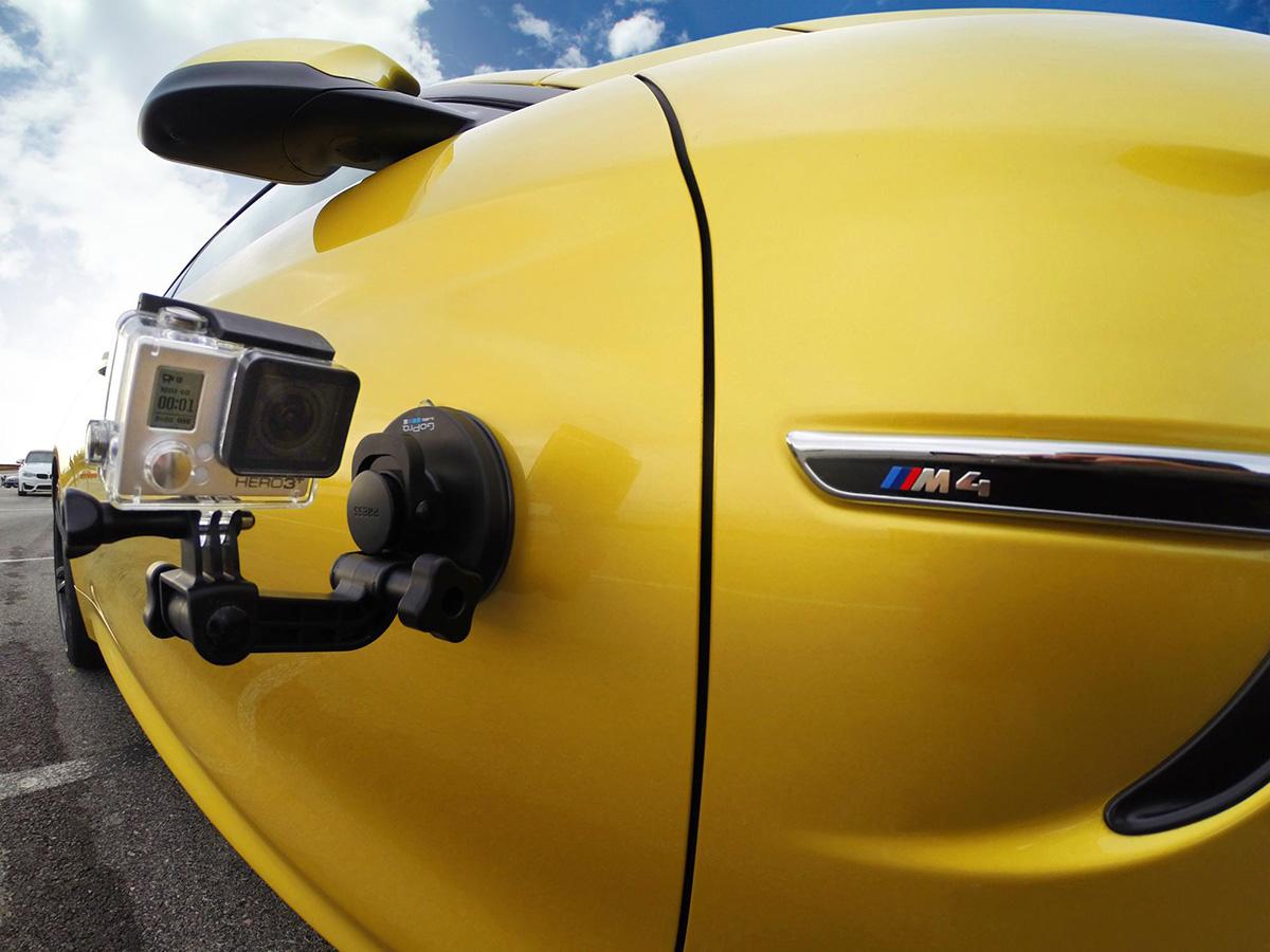 BMW GOPRO 3