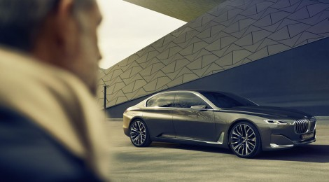 BMW: develará el Vision Future Luxury en Pebble Beach