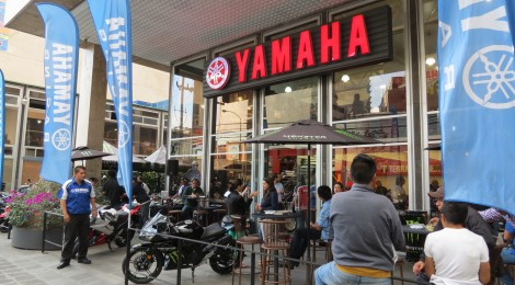Yamaha Condesa, un espacio con enfoque citadino