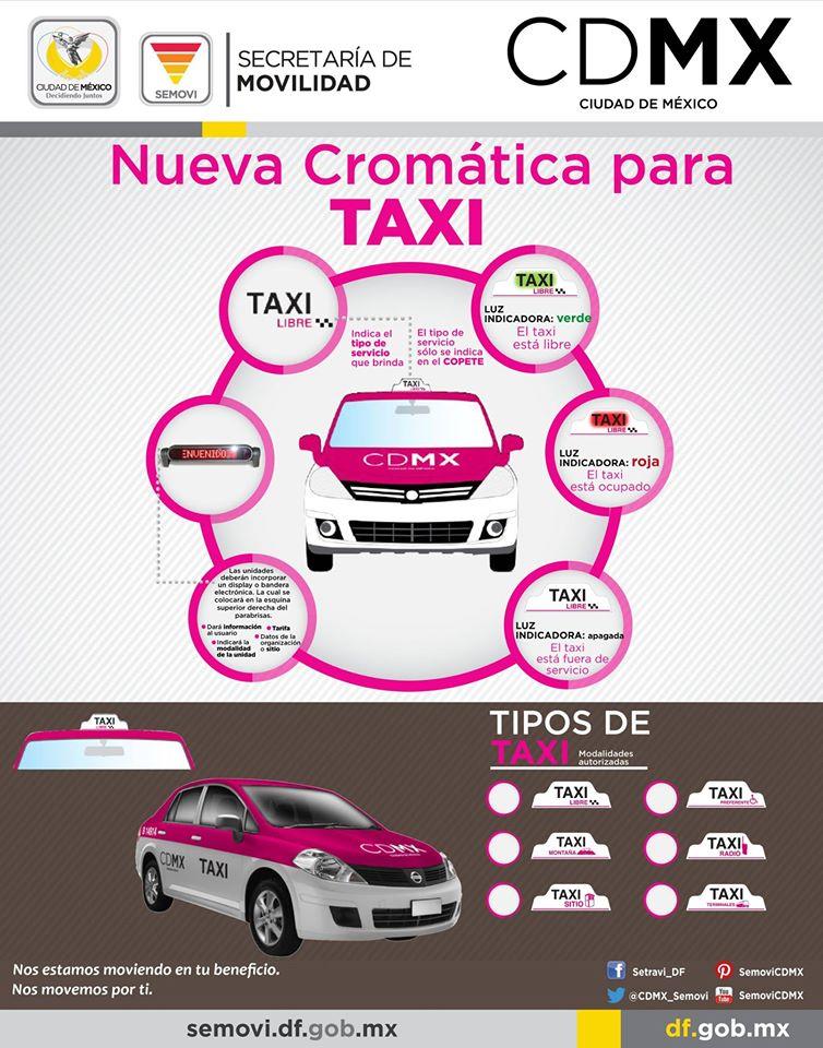 Nueva Crom Taxi