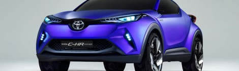 "Toyota C-HR, un concepto ""muy francés"""