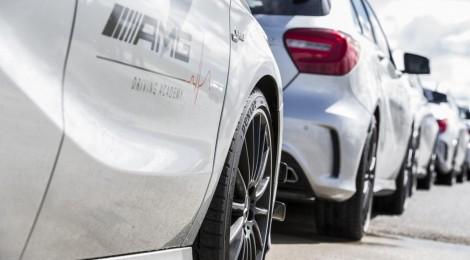DUNLOP: NEUMÁTICO OFICIAL DE LA AMG DRIVING ACADEMY EN EUROPA