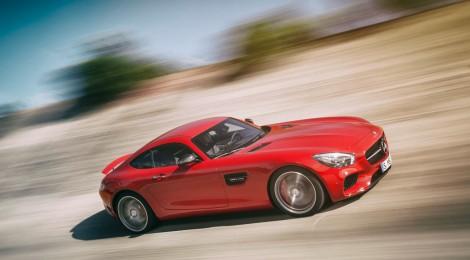 Mercedes-Benz AMG GT, todas las fotos