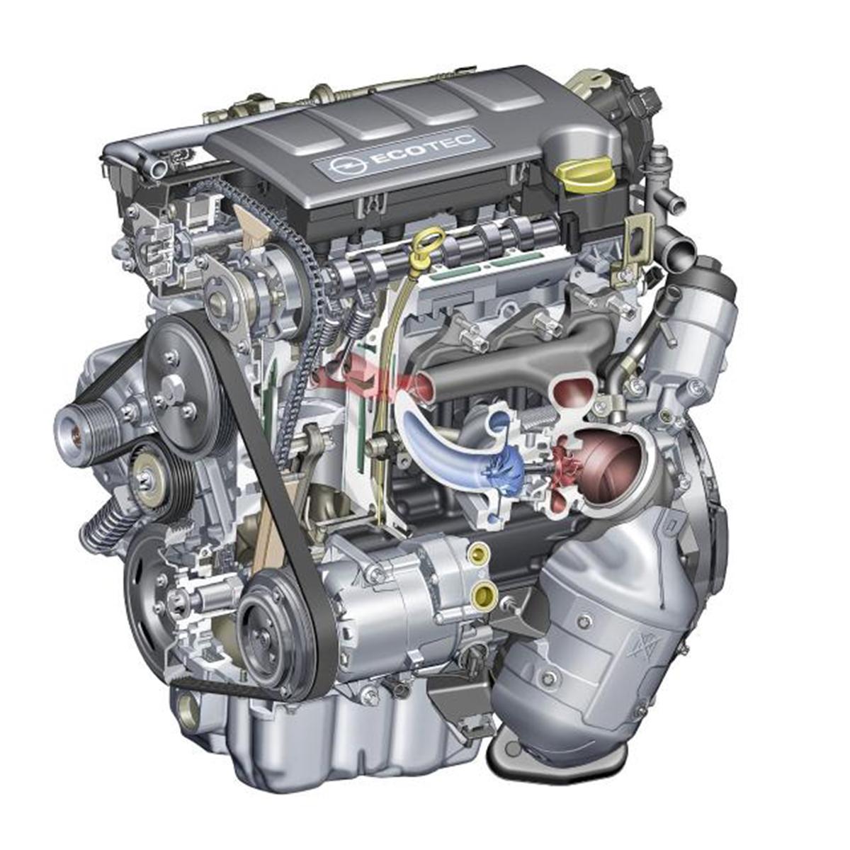 Nuevo Motor Opel 14 Turbo