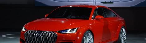 Audi TT Sportback Concept: una mirada al futuro