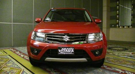 Suzuki Ciaz y Nueva Vitara llegan en 2015 a México