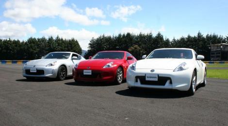 Probamos toda la gama de Nissan en México