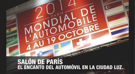 Con la cobertura más completa del Salón de París