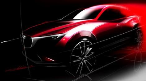 Primicia Mundial: Mazda CX-3