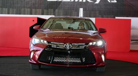 Se presenta el nuevo Toyota Camry