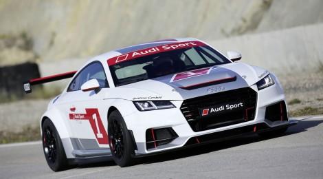 Audi Sport TT Cup, adios Volkswagen Scirocco