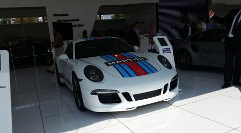 Porsche 911 Martini Racing Edition disponible en México