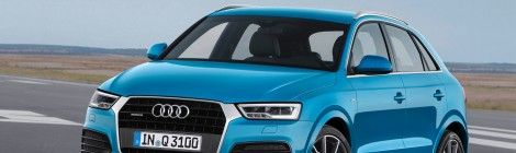 Audi Q3: más tecnología y eficiencia
