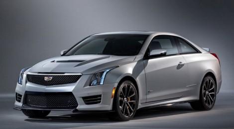 ¿Qué te parece el nuevo Cadillac ATS-V Coupé?