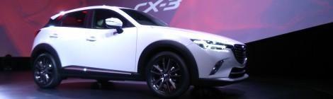 Mazda CX-3, más diversidad