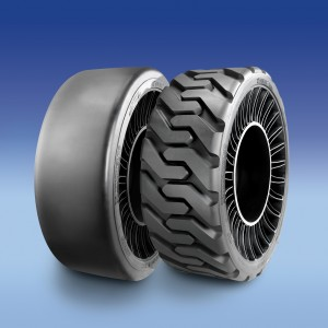 MICHELIN X TWEEL SSL All Terrain and Hard Surface