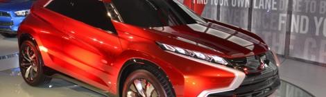 Mitsubishi XR-PHEV Concept: una muestra del futuro
