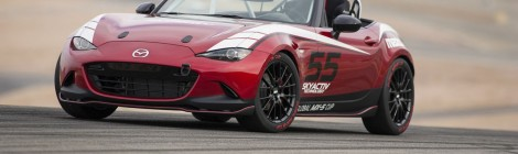 Mazda MX-5 Cup Racer 2015