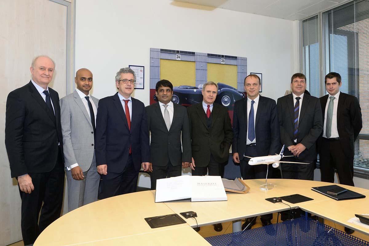 4_Maserati e Airbus Group management (2)