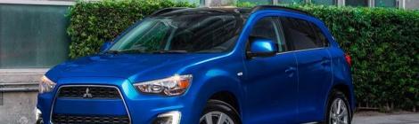 Mitsubishi: La nueva Mitsubishi ASX 2015