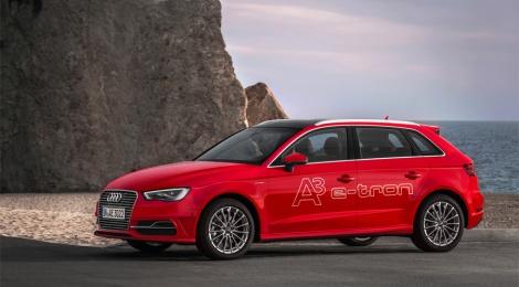 Audi A3 Sportback e-tron: máxima calificación en seguridad