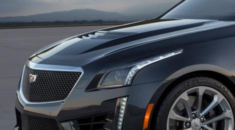 Cadillac CTS-V, todos los detalles