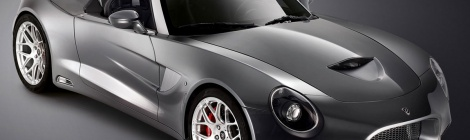 Puritalia 427 Roadster, de gusto polémico