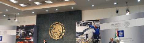 Inversión de GM en México por 5 mil mdd