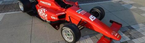 Mazda confirma para Indy Lights