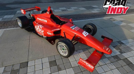 Mazda confirma para Indy Lights