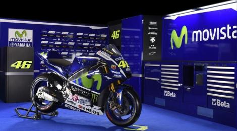 Yamaha MotoGP 2015, ¿podrán contra Honda?