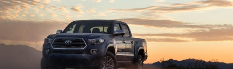 NAIAS 2015 Toyota: Previo nueva Tacoma