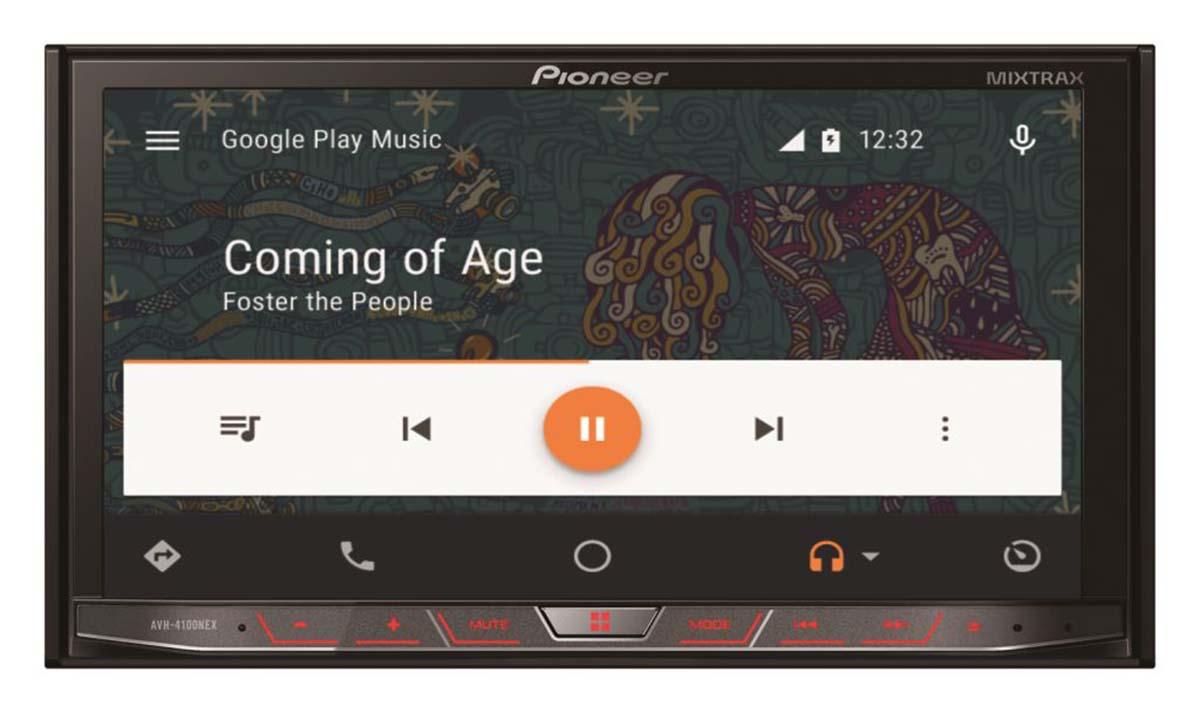 ces AVH-4100NEX_AndroidAutoMusic