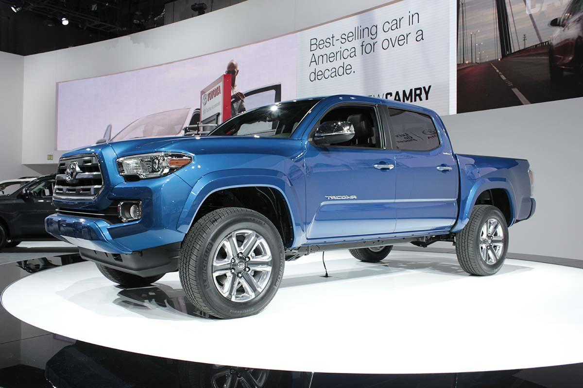Toyota Tacoma 2016 – motoresdriving.com