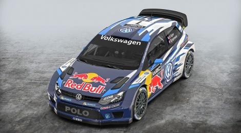 Así es el Volkswagen Polo R WRC para el 2015