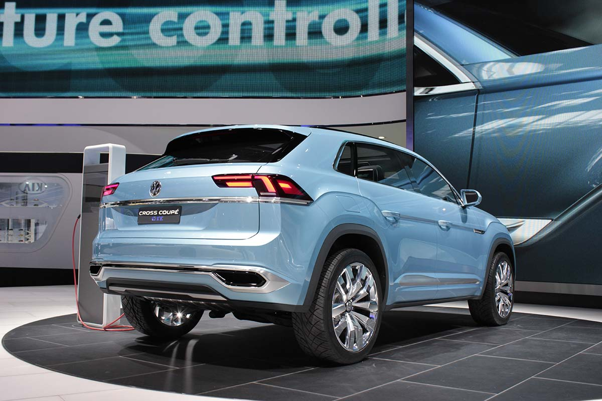 vw cross coupe gte 3