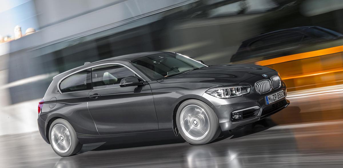 El nuevo BMW Serie 1 (7)