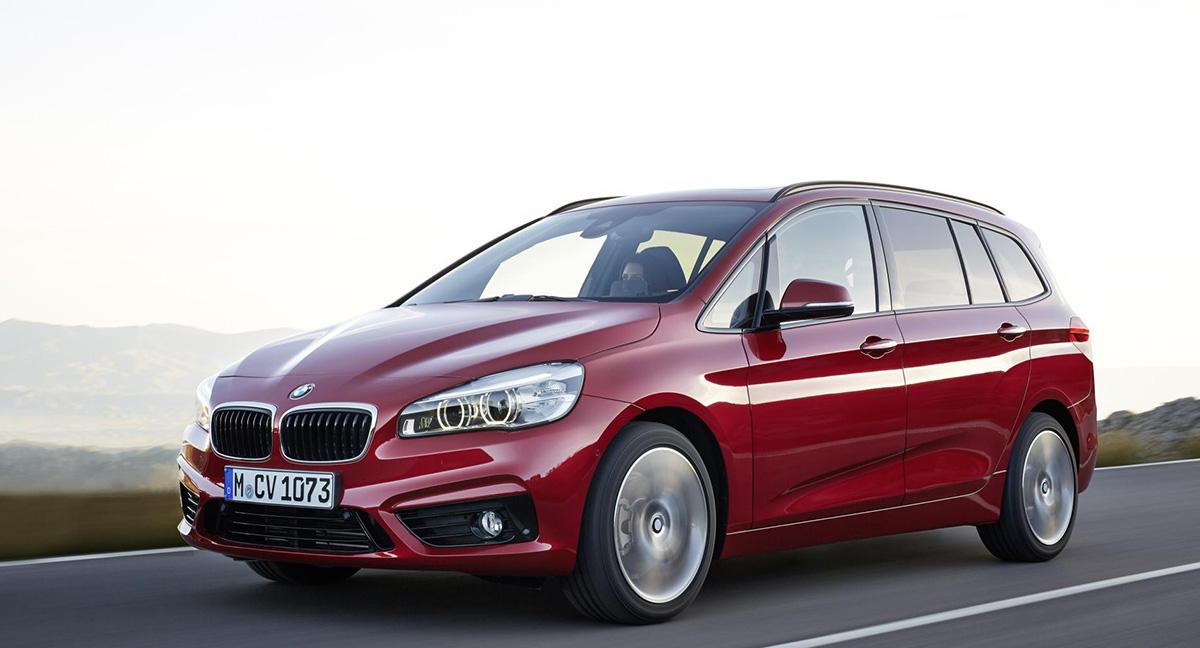 El nuevo BMW Serie 2 Gran Tourer.  (4)