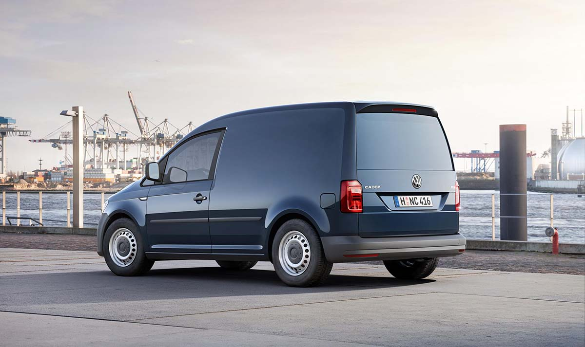THE NEW VOLKSWAGEN CADDY - WORLD PREMIERE OF THE FOURTH GENERATION BEST-SELLER_02