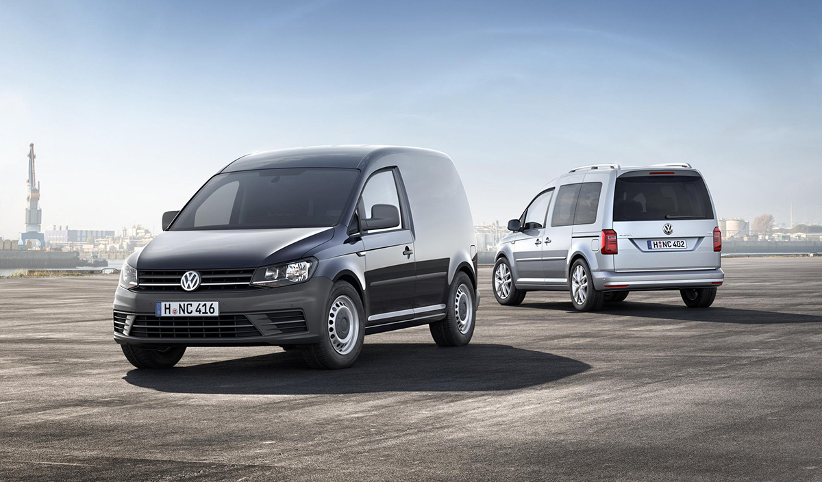 THE NEW VOLKSWAGEN CADDY - WORLD PREMIERE OF THE FOURTH GENERATION BEST-SELLER_03