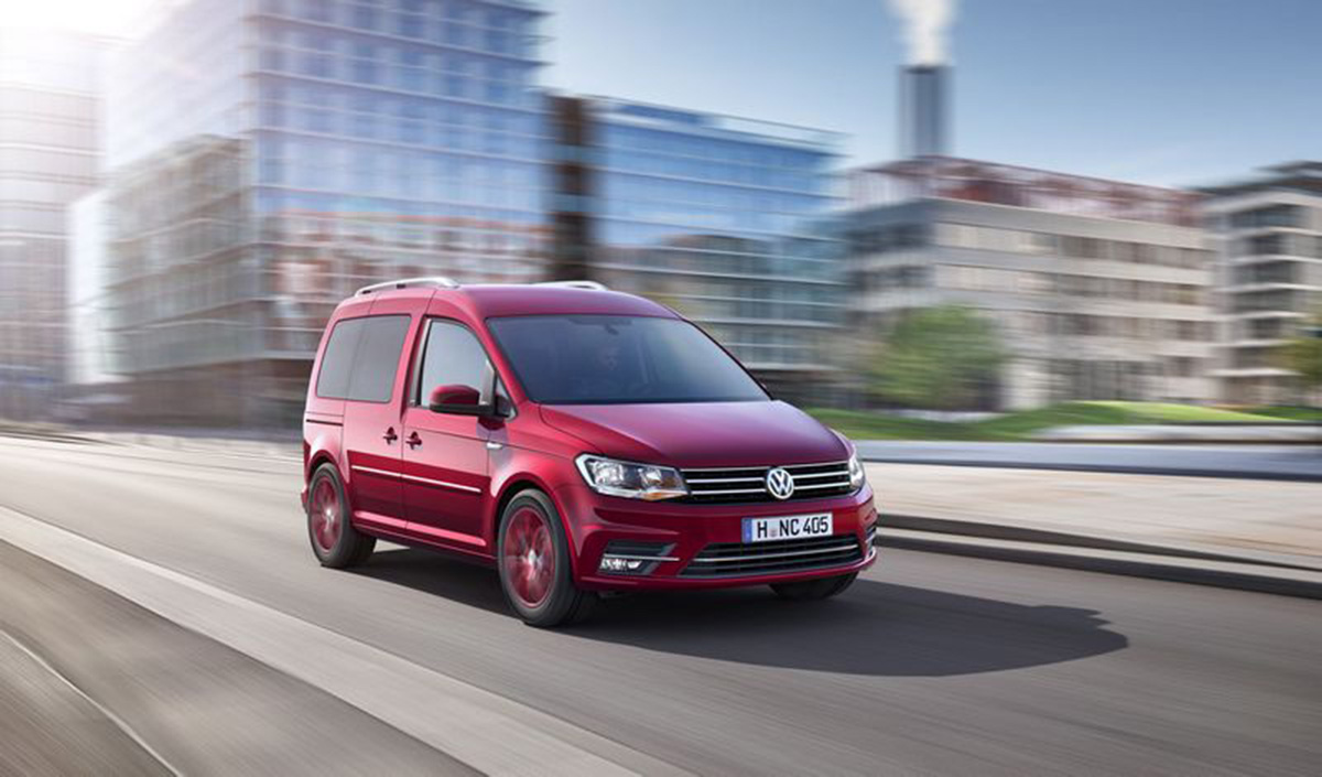 THE NEW VOLKSWAGEN CADDY - WORLD PREMIERE OF THE FOURTH GENERATION BEST-SELLER_05