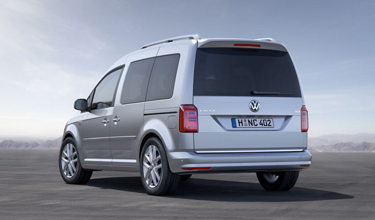 THE NEW VOLKSWAGEN CADDY - WORLD PREMIERE OF THE FOURTH GENERATION BEST-SELLER_06