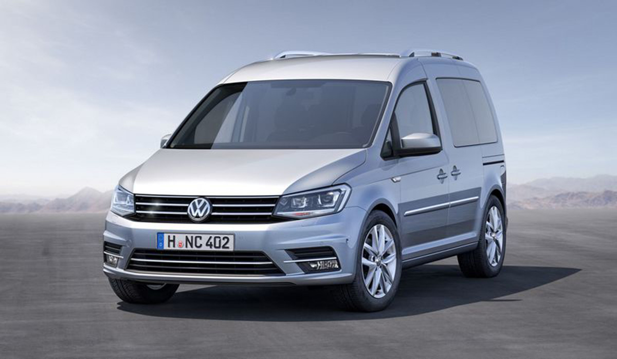 THE NEW VOLKSWAGEN CADDY - WORLD PREMIERE OF THE FOURTH GENERATION BEST-SELLER_07