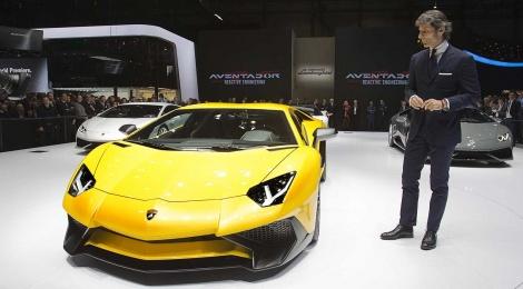 Lamborghini Aventador LP 750-4 Superveloce: la esencia de un súper deportivo