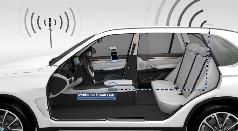 BMW encabeza desarrollo de femtocélulas para mejorar la recepción móvil en los vehículos