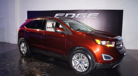 Ford Edge 2015, una renovación total