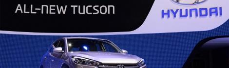 Hyundai Tucson: estreno mundial en Ginebra