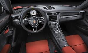 Interieur 911 GT3 RS